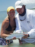 Key West fly fishing for bonefish